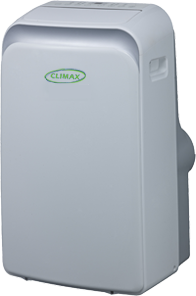 Climax Air - Worlds Most Efficient Portable Air Conditioner-Front